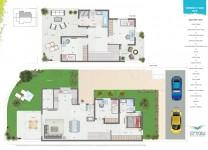 תוכנית דירה 1